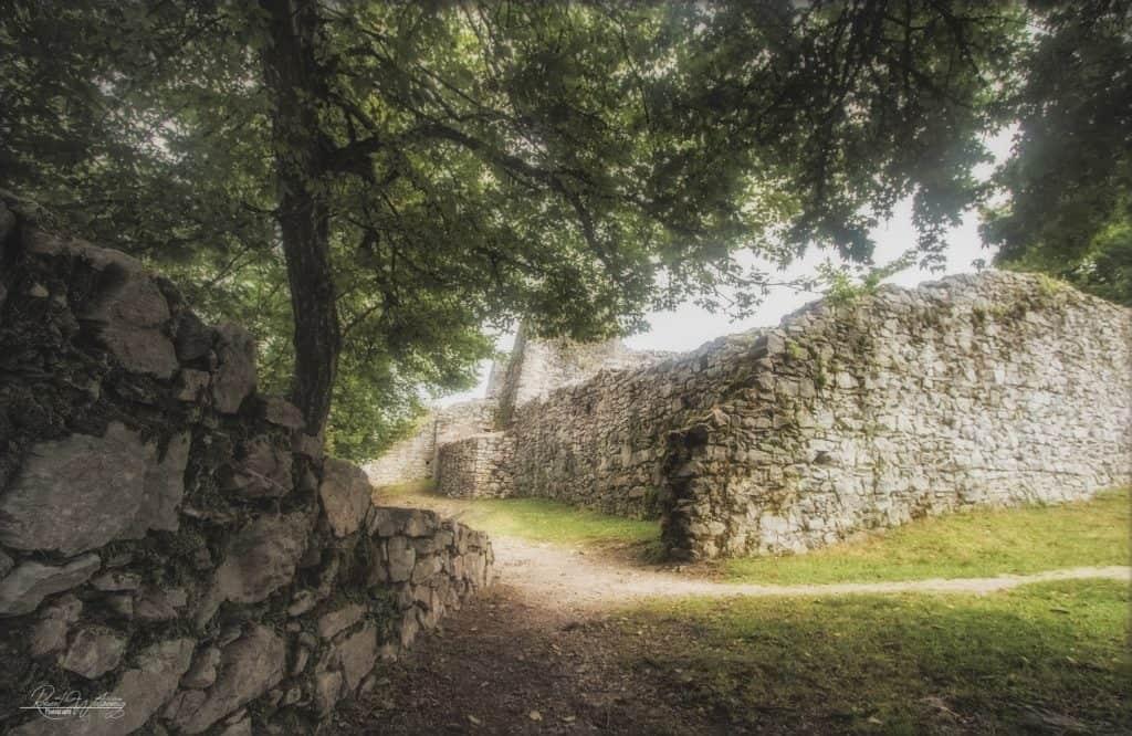 historische Mauern Zoo