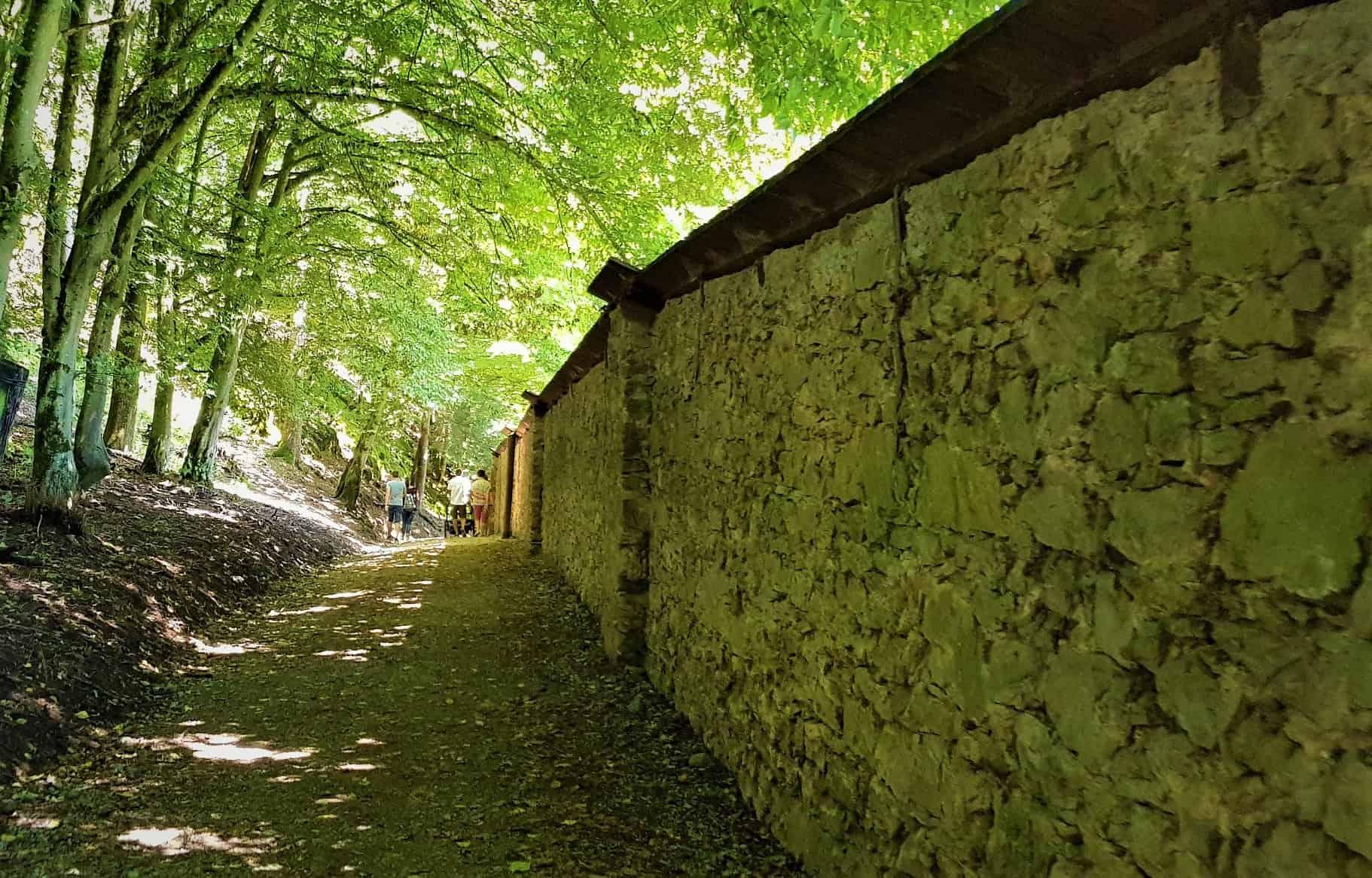 Mauern Wildpark