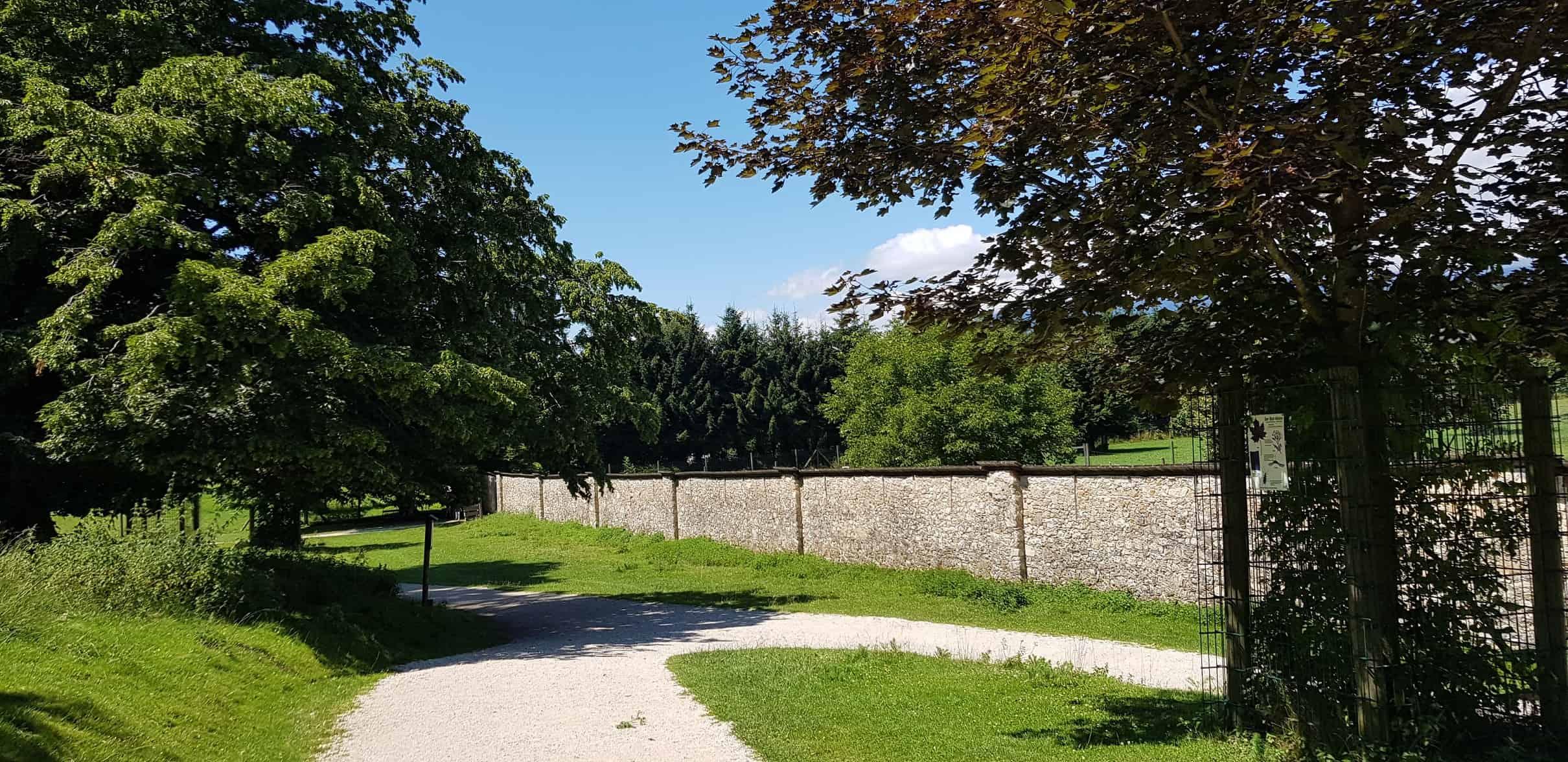 Zoo Mauern