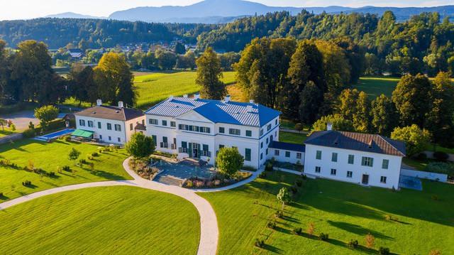 Schloss Rosegg - Sehenswürdigkeit Nähe Wörthersee