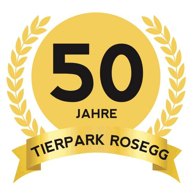 50 Jahre Ausflugsziel Tierpark Rosegg